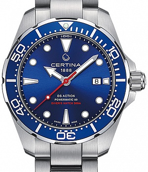 Certina DS Action Diver Powermatic 80 Special Edition