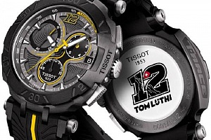 TISSOT T-RACE THOMAS LÜTHI LIMITED EDITION 2017