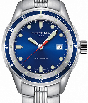 Certina DS Blue Ribbon