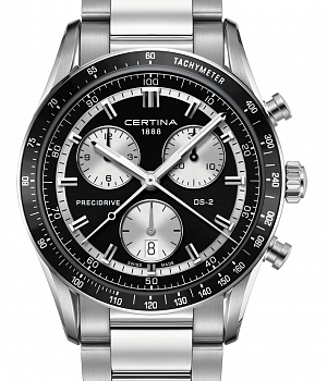 Certina DS-2 Chronograph 1/100 sec